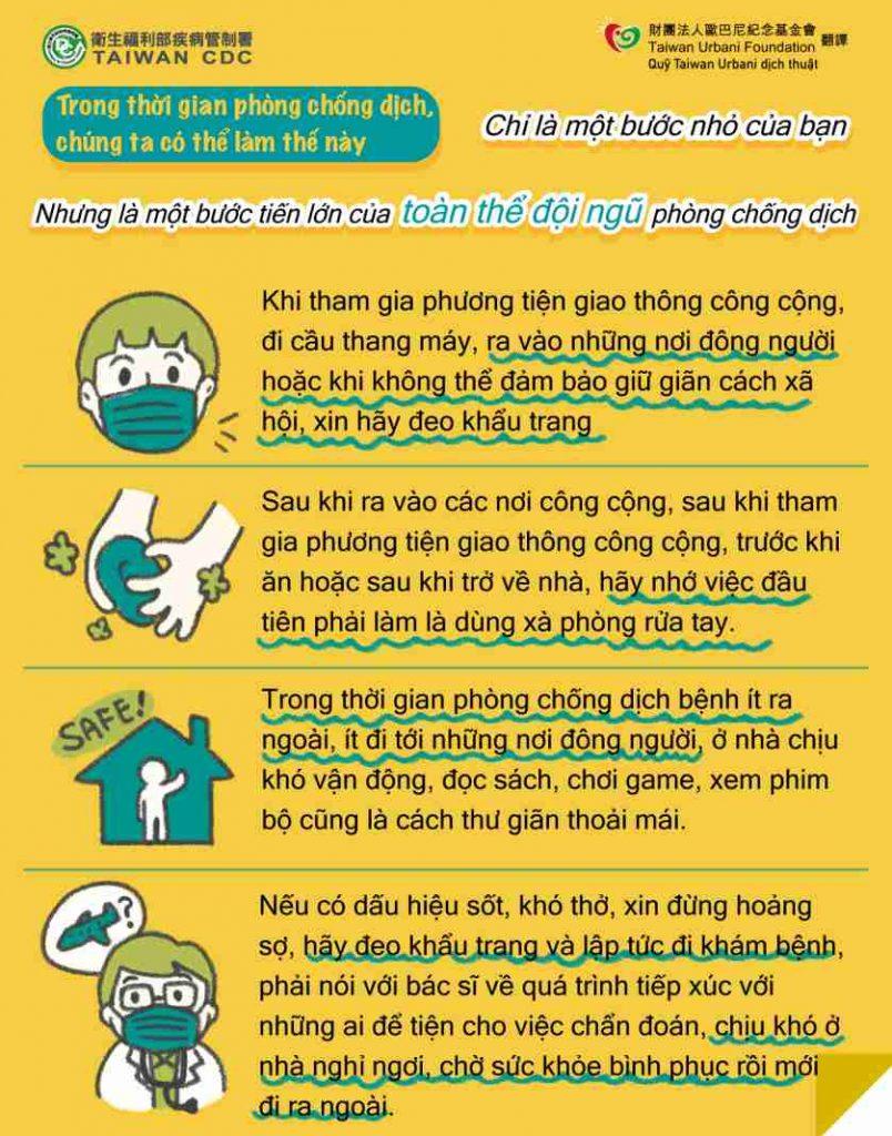 你的一小步(越南語)